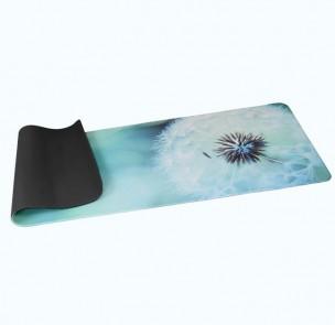 Antislip yogamat Dandelion