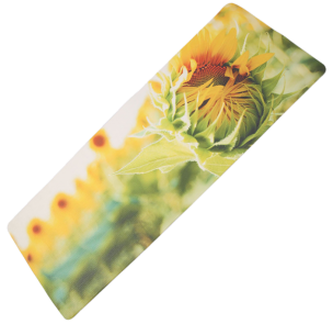 Antislip yogamat Sunflower